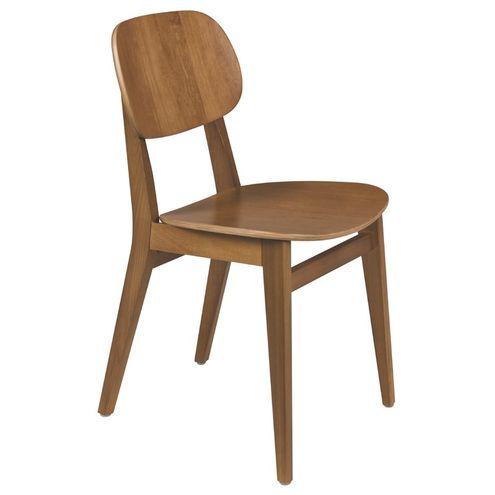 Cadeira Piazza sem Braços Amendoa