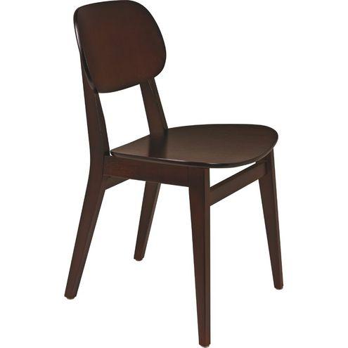 Cadeira Piazza sem Braços Tabaco