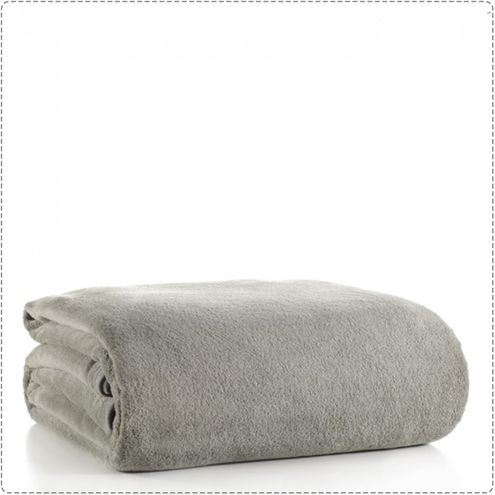 Cobertor Aspen Queen cor Marrom
