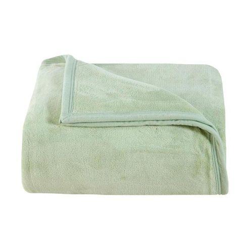 Cobertor Aspen Queen cor Verde
