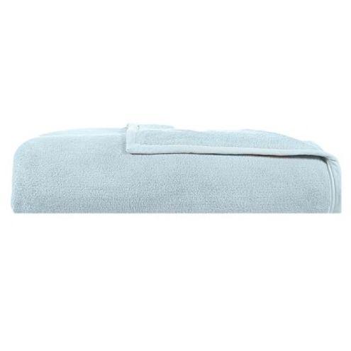 Cobertor Aspen Solteiro Cor Azul