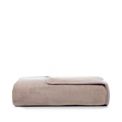 Cobertor Aspen Solteiro Marrom