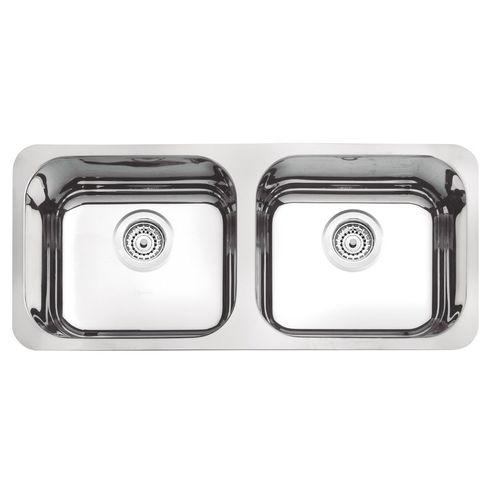 Cuba para Cozinha em Aço Inox Aisi 304 com 0,7 mm de Espessu
