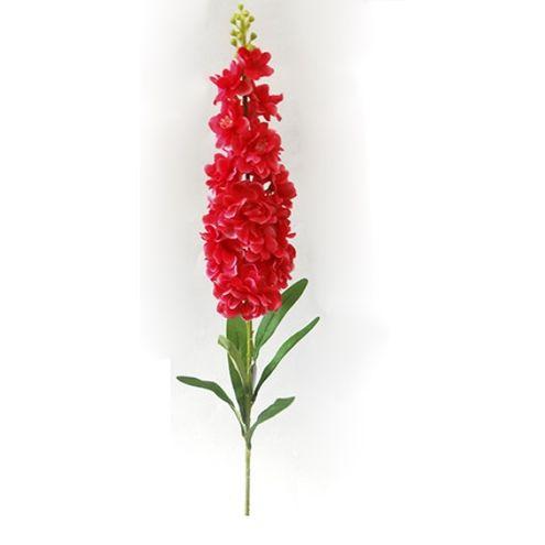 Delphinium Rosa 93cm