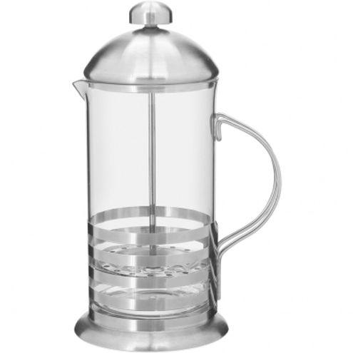 Expresso Cafeteira Inox 600 ml Prata