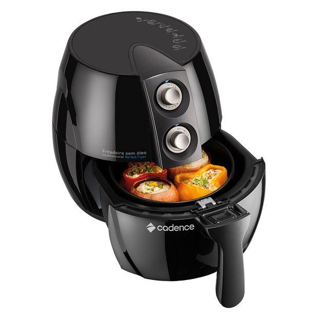 Fritadeira Cadence Multifuncional Sem Óleo Perfect Fryer 2,3L 220V