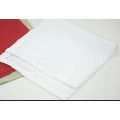 Guardanapos 50X50 cor Branco