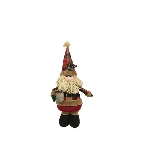 Papai Noel em Pé 33 cm