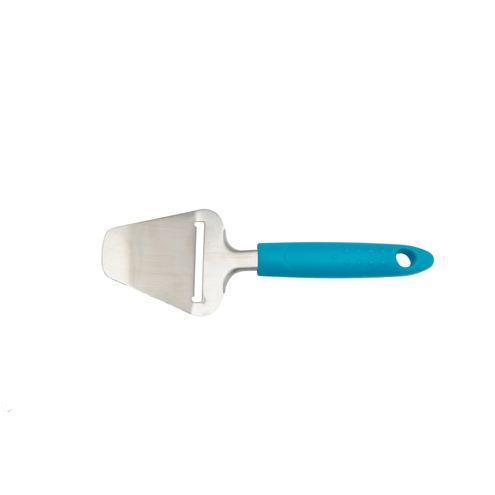 Plaina Queijo Com Cabo Azul 23,5x7x3,5 cm Utily Domama