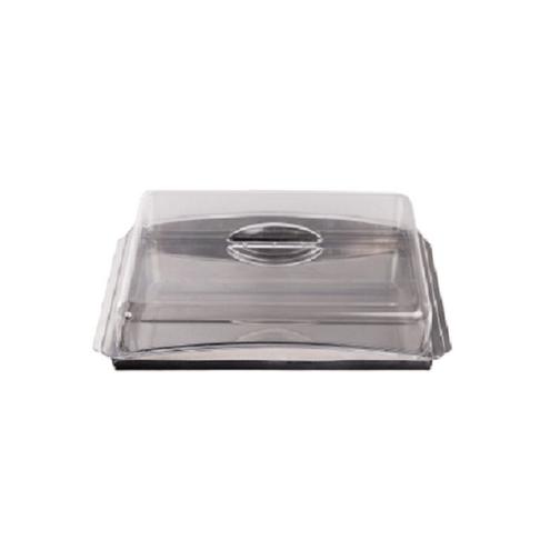 Porta Frios em Aço Inox 23x22x6 Essence Domama