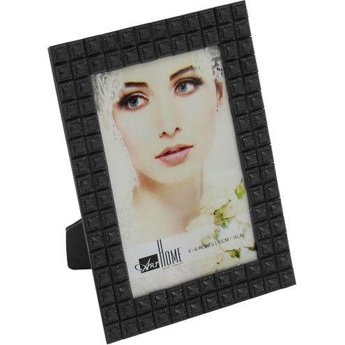 Porta Retrato 10x15cm Preto GS Comercio Internacional Ltda