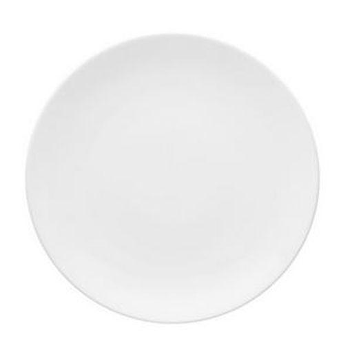 Prato Raso 28Cm White Oxford