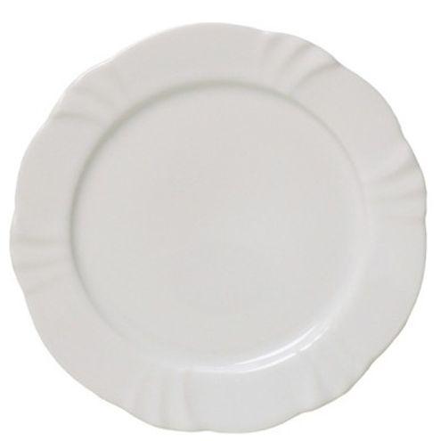 Prato Sobremesa 23cm White
