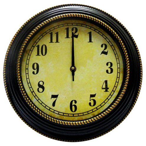 Relógio de Parede Redondo 33 cm