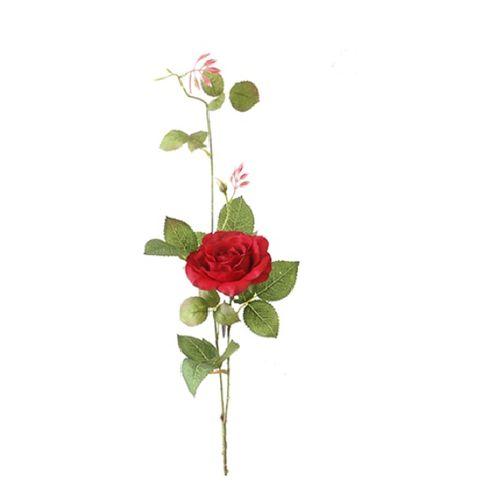 Rosa Diana 90cm Vermelha