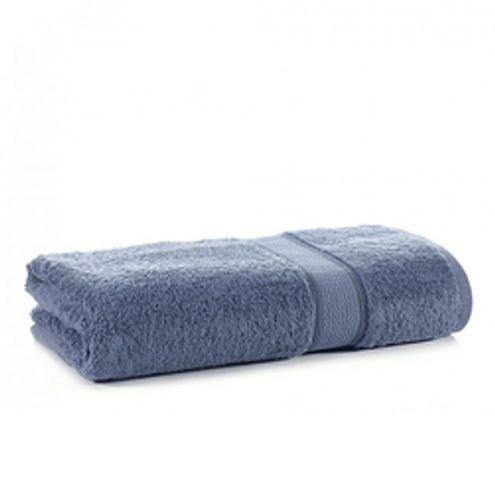 Toalha de Banho Alg. Egipcio Cor Azul
