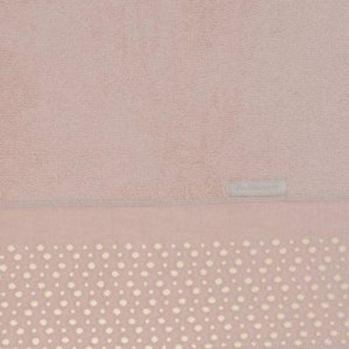 Toalha Lavabo Buddemeyer Princess 100% Algodão 30x50cm Rosa