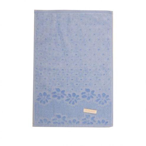 Toalha Lavabo 100% algodão 30x50cm Azul Lollipop Buddemeyer