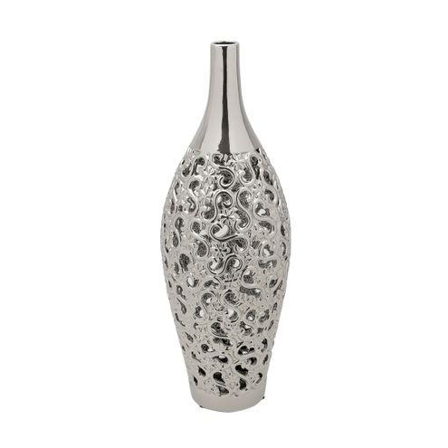 Vaso Silver 16x43 cm