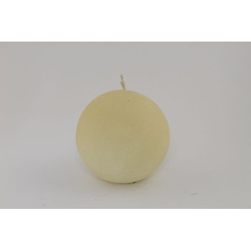 Vela Bola Grande 10 cm