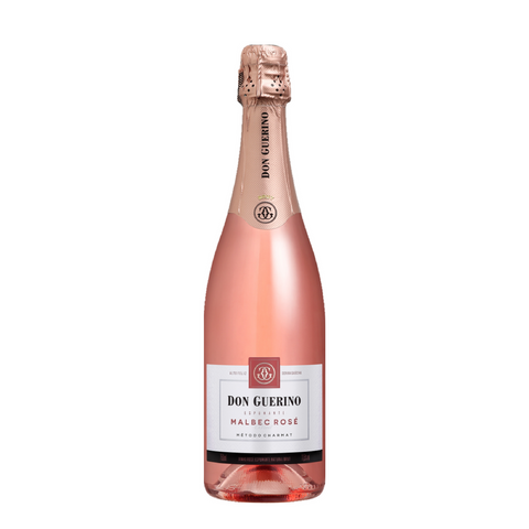 Espumante Don Guerino Malbec Rose Brut