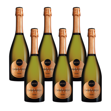 Kit Espumante Nero Celebration Brut Glera