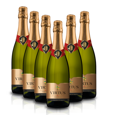 Kit Espumante Virtus Brut