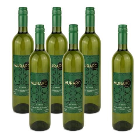 Kit Vinho Branco Lorena Muraro - Compre 5 Leve 6