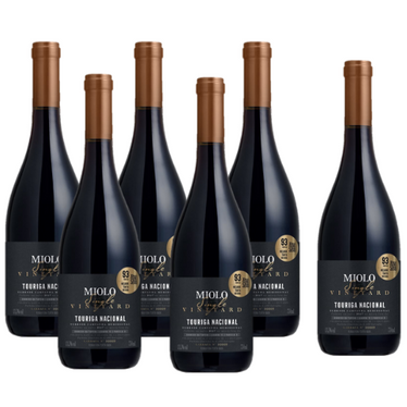 Kit Vinho Single Vineyard Touriga Nacional - COMPRE 5 LEVE 6