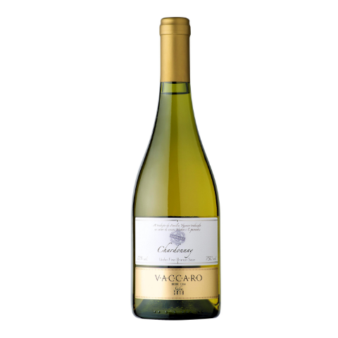 Vinho Branco Chardonnay Vaccaro