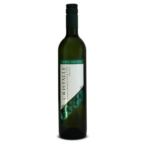 Vinho Branco Cristalle Moscato