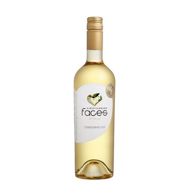 Vinho Branco Faces Chardonnay
