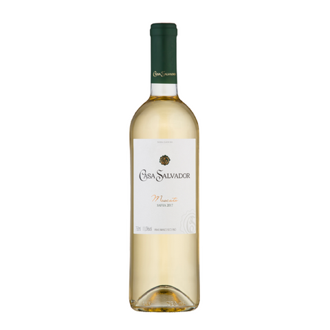 Vinho Branco Moscato Casa Salvador