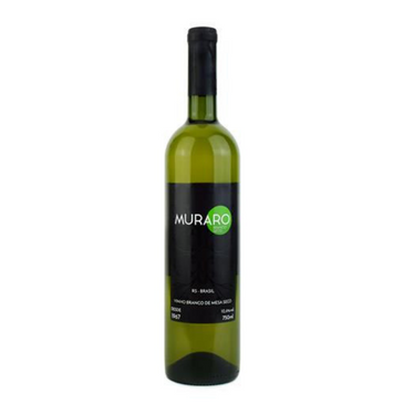 Vinho Branco Muraro Seco