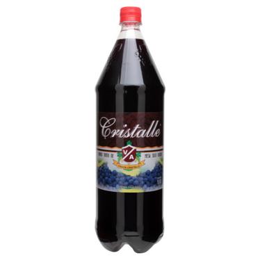 Vinho Cristalle Bordô Seco 1,9 litros
