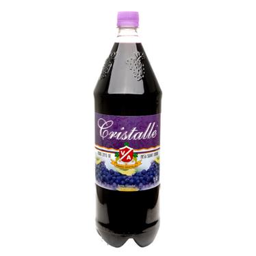 Vinho Cristalle Bordô Suave 1,9 litros