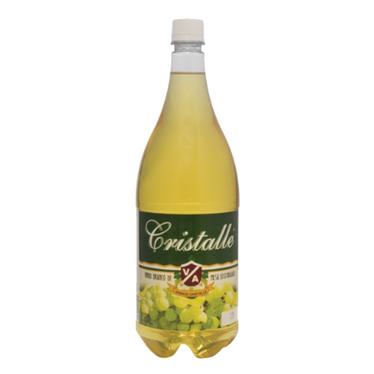 Vinho Cristalle Branco Seco 1,45 litros