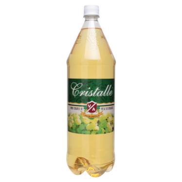 Vinho Cristalle Branco Seco 1,9 litros