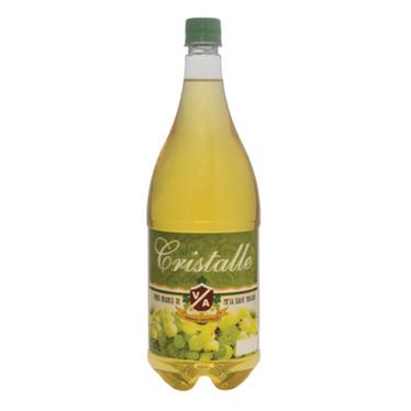 Vinho Cristalle Branco Suave 1,45 litros