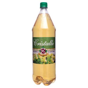 Vinho Cristalle Branco Suave 1,9 litros