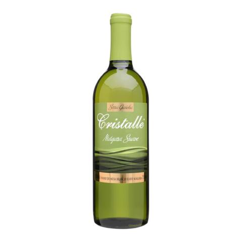 Vinho Cristalle Branco Suave