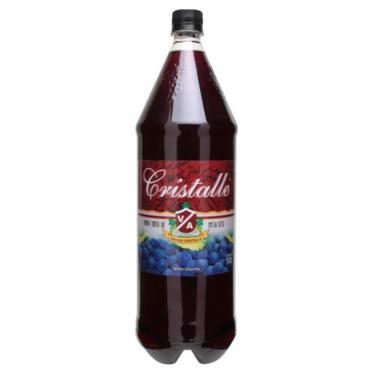 Vinho Cristalle Tinto Seco 1,9 litros
