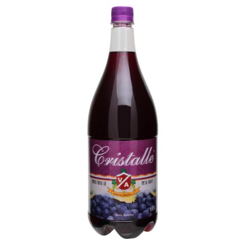 Vinho Cristalle Tinto Suave 1,45 litros
