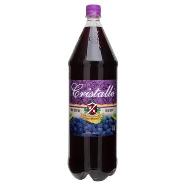 Vinho Cristalle Tinto Suave 1,9 litros