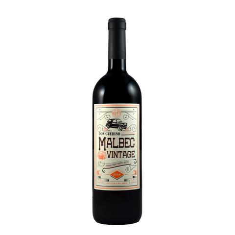 Vinho Don Guerino Malbec Vintage