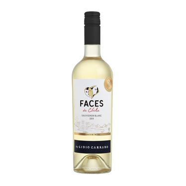 Vinho Faces de Chile Sauvignon Blanc