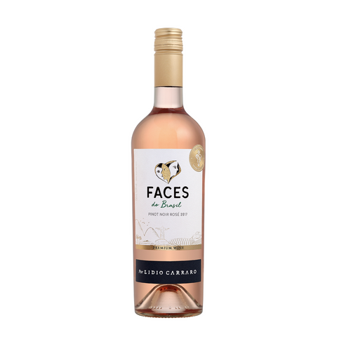 Vinho Faces Rose Pinot