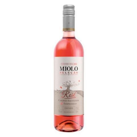 Vinho Miolo Seleção Rosé
