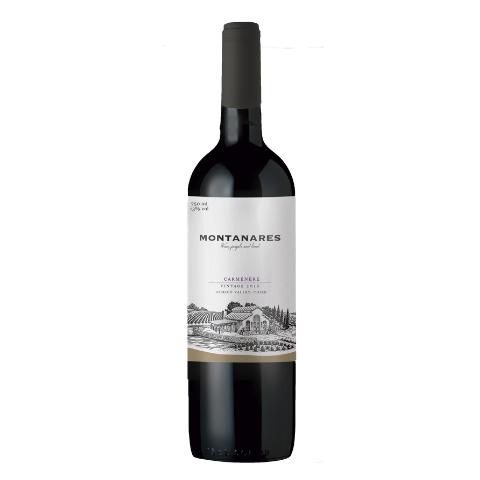 Vinho Montanares Carmènére