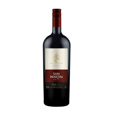 Vinho San Martin Bordo Seco 1 litro